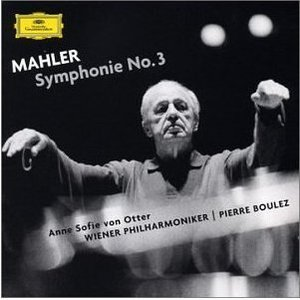 Image for 'Pierre Boulez: Vienna Philharmonic Orchestra'