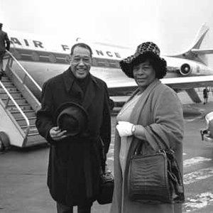 Image for 'Ella & Duke Ellington'