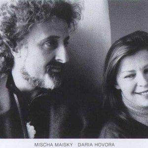 Image for 'Mischa Maisky, Daria Hovora'