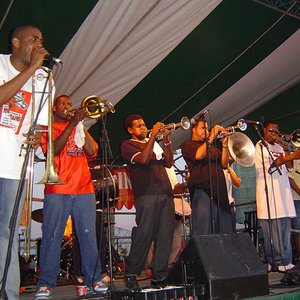 Image for 'Lil' Rascals Brass Band'