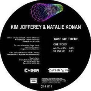 Image for 'Kim Jofferey & Natalie Konan'