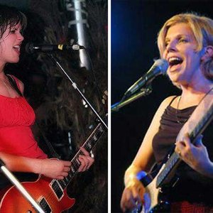 Image for 'Juliana Hatfield & Tanya Donelly'