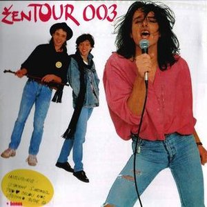 Bild för 'Žentour'