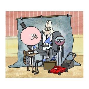 Image for 'Regular Show'