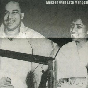 Image for 'Lata Mangeshkar & Mukesh'