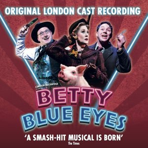 Image for 'Adrian Scarborough & The Betty Blue Eyes Company'