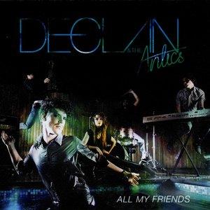 Immagine per 'Declan and The Antics'