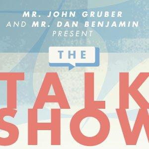 """""""Dan Benjamin and John Gruber""""的封面"""