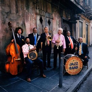 """Preservation Hall Jazz Band""的封面"