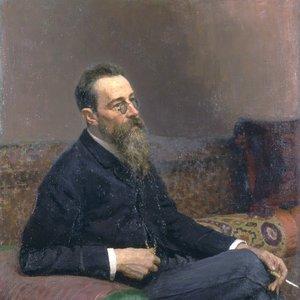 Bild für 'Николай Римский-Корсаков'