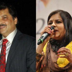 Image for 'Udit Narayan , Sadhana Sargam'