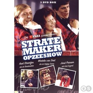 Image for 'Stratemaker Op Zeeshow'
