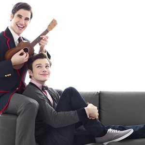 Image for 'Chris Colfer and Darren Criss'