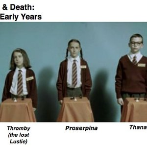 Image for 'Lust & Death'