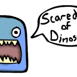 Image for 'Scared Of Dinosaurs'
