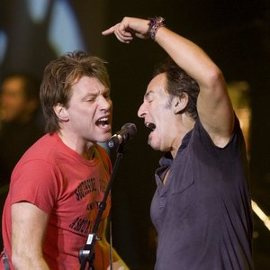 Image for 'Bruce Springsteen & Jon Bon Jovi'
