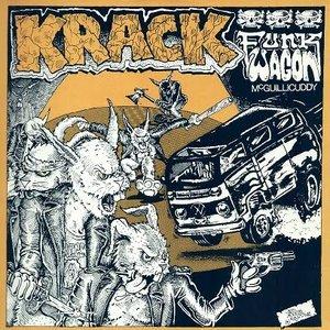 """Krack""的封面"