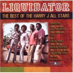 Image for 'Harry Johnson & The All Stars'