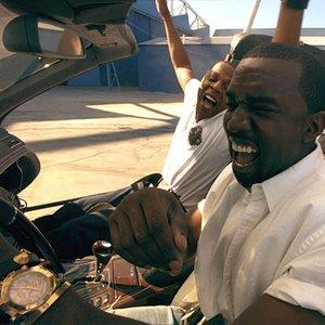 Image pour 'Jay-Z & Kanye West'