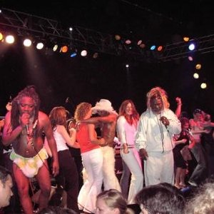 Bild för 'GEORGE CLINTON & THE P-FUNK ALLSTARS'