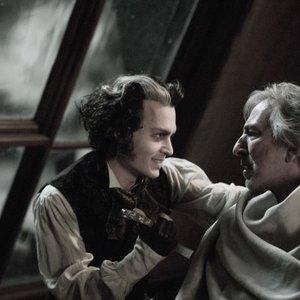 Image for 'Alan Rickman, Johnny Depp'