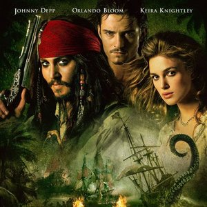 Bild för 'Johnny Depp; Orlando Bloom; Keira Knightley; Jack Davenport; Bill Nighy'
