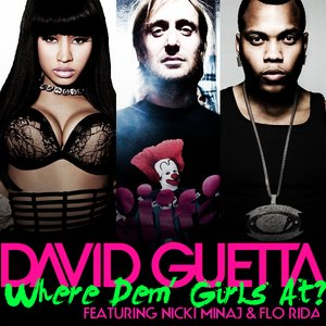 Image for 'David Guetta - Flo Rida - Nicki Minaj'