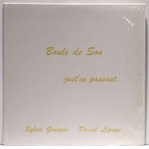 Image for 'Boule De Son'