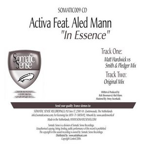 Image for 'Activa feat. Aled Mann'