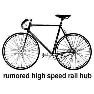 Image for 'rumored high speed rail hub'