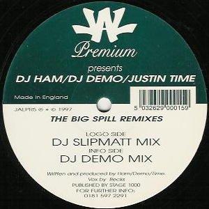 Image for 'DJ Ham, DJ Demo & Justin Time'