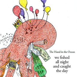 Image for 'The Hand in the Ocean'