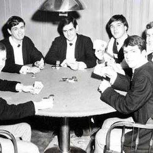 """Mr. Lucky & The Gamblers""的封面"