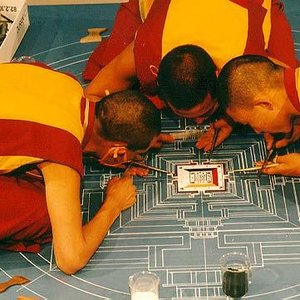 Image for 'Tibetan Buddhist Monks'