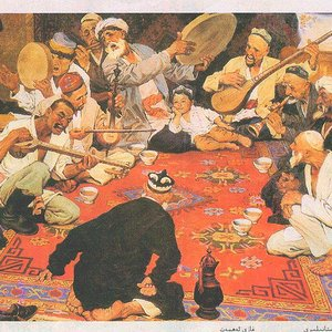 Image for 'Uyghur Muqam Ensemble'