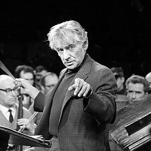 Image for 'Leonard Bernstein & The New York Philharmonic'