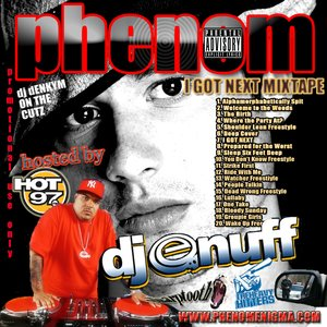 Image for 'Phenom & DJ Enuff'