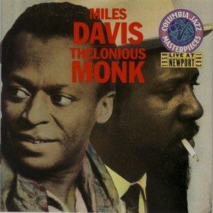 Image for 'Miles Davis + Thelonius Monk'