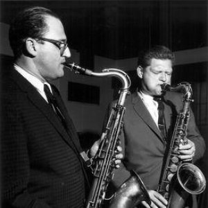 Image for 'Al Cohn & Zoot Sims'