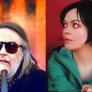 Image for 'Vangelis with Stina Nordenstam'