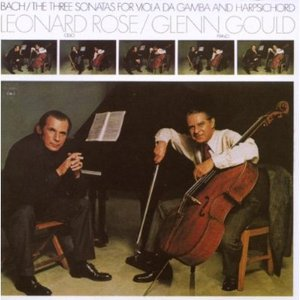Bild für 'Leonard Rose;Glenn Gould'