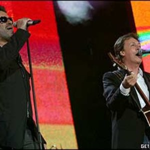 Image for 'George Michael & Paul McCartney'