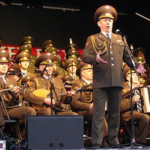 Image for 'The Red Army Choirs Of Alexandrov (Les Choeurs De L'Armée Rouge D'Alexandrov)'