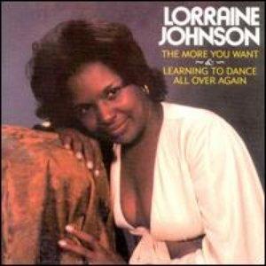 Image for 'Lorraine Johnson'