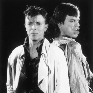 Image for 'David Bowie & Mick Jagger'