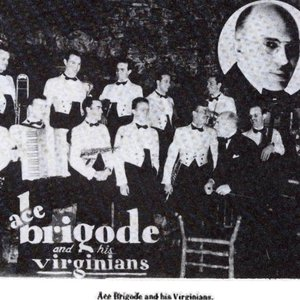 Image for 'Ace Brigode & His Fourteen Virginians'
