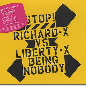 Image for 'Richard X vs Liberty X'