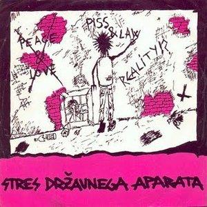 Image for 'Stres Državnega Aparata'