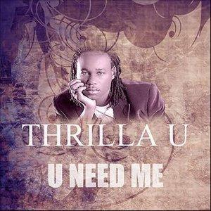 Image for 'Thrilla U'