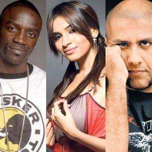 Immagine per 'Akon, Vishal Dadlani & Shruti Pathak'